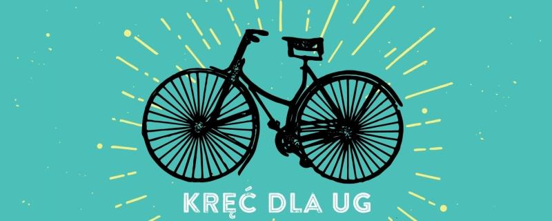 Kręć dla UG i wygraj rower