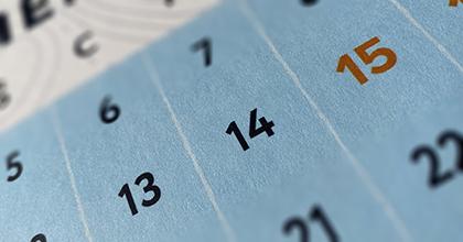 Zdjęcie kalenarza