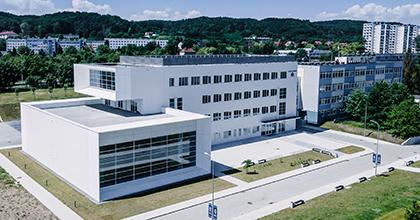 Budynek wydziału