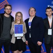 Trzecie miejsce w prestiżowym konkursie Imagine Cup 2017