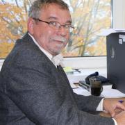 Pożegnanie - prof. Marek Grinberg