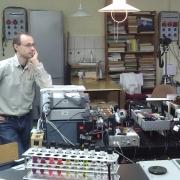 w laboratorium, 15 listopada 2013