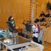 Przekraczanie bariery dźwięku i inne zjawiska akustyczne