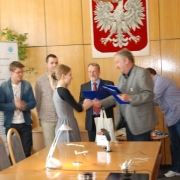2014 - Finał konkursu Lubię fizykę